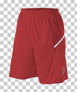 Jersey A.S. Roma Kit Serie A Gym Shorts PNG