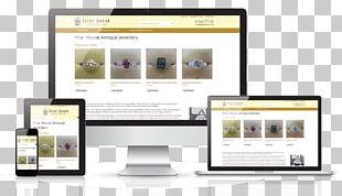 Responsive Web Design Web Development Web Page Digital Marketing PNG