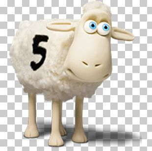 Counting Sheep Goat Cattle Serta PNG