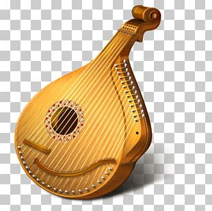Kobza Plucked String Instruments Indian Musical Instruments PNG