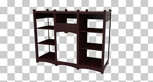 Shelf Bookcase Angle PNG