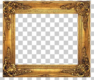 Old Fashioned Frames Stock Photography PNG