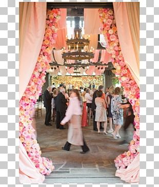 Wedding Bride Flower Pink Floral Design PNG
