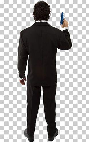 James Bond Costume Dress Clothing Spy Film PNG