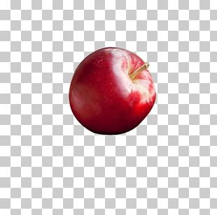 Auglis Red Apple PNG