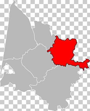 Map Landes Gironde Habitat GIP ATGeRi Fédération Départementale Chasseurs De La Gironde PNG