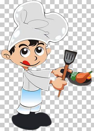 Chef Cartoon Cook PNG