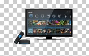 IPTV LCD Television Cable Television Over-the-top Media Services Broadband PNG