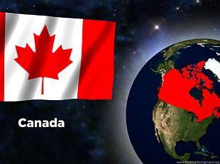Flag Of Canada Desktop Aspect Ratio PNG