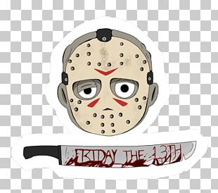 Friday The 13th Cartoon PNG