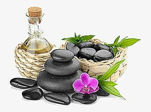 Spa Spa Stone PNG