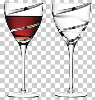 Wine Glass White Wine Stemware PNG