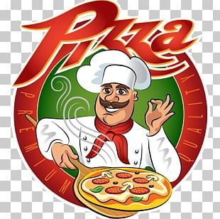 Pizza Chef Italian Cuisine Cooking PNG