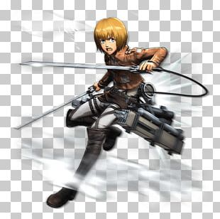 A.O.T.: Wings Of Freedom Attack On Titan 2 Eren Yeager Mikasa Ackerman Armin Arlert PNG
