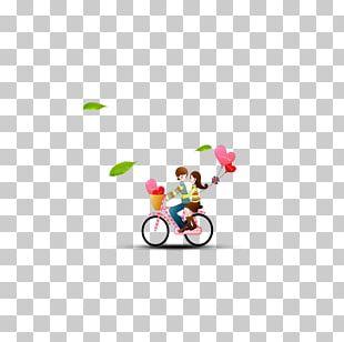Cartoon Cycling Bicycle PNG