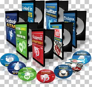 Social Media Marketing Brand Product PNG
