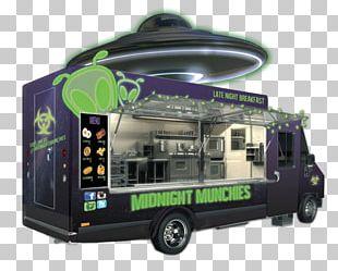 Food Truck Roaming Hunger Taco PNG