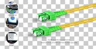 Network Cables Single-mode Optical Fiber Optical Fiber Connector Optical Fiber Cable PNG