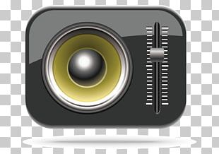 Boombox Video Camera Icon PNG