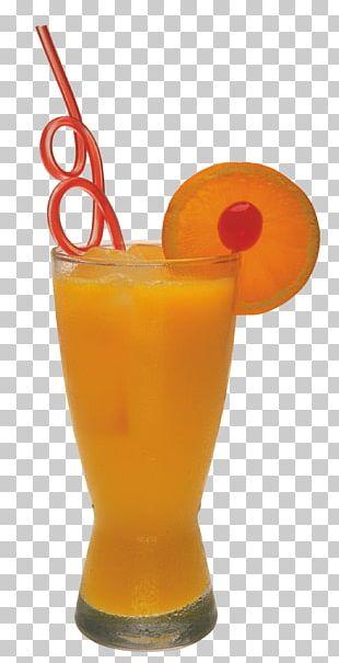 Ice Cream Orange Juice PNG