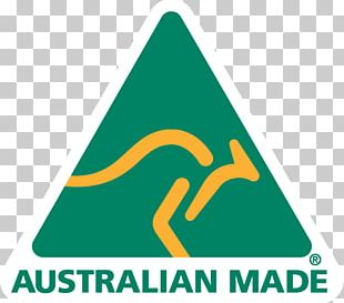 Australian Made Logo Manufacturing Business PNG