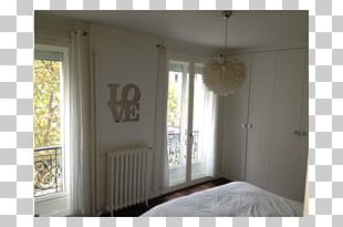 Curtain Window Covering Bedroom Bed Frame PNG