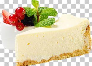 Cheesecake Cream Butter Cake Dessert PNG