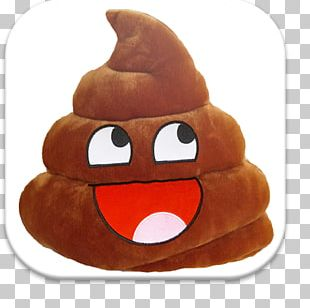 Pile Of Poo Emoji Emoticon Pillow Smiley PNG