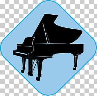 Electric Piano Musical Instruments Silhouette PNG