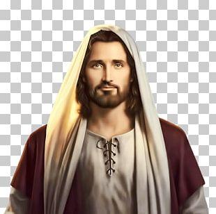 Jesus Christ Smiling PNG
