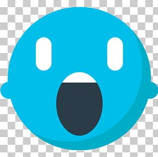 Emoji Fear Computer Icons Character Symbol PNG