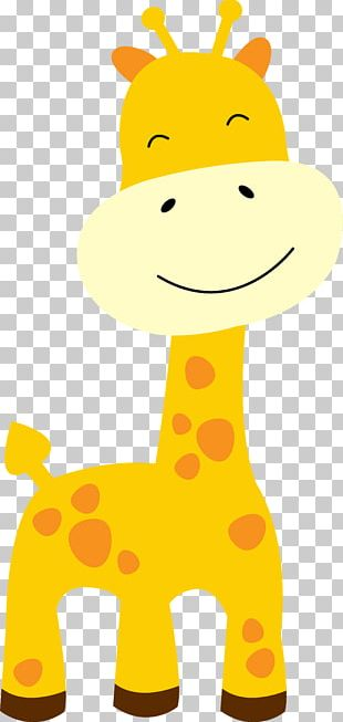 Baby Giraffes PNG