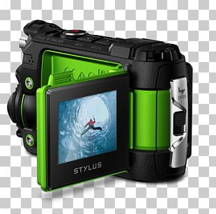 Olympus Tough TG-Tracker Olympus Tough TG-5 Action Camera 4K Resolution PNG