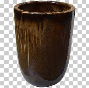 Pottery Ceramic Glaze Flowerpot Vase PNG
