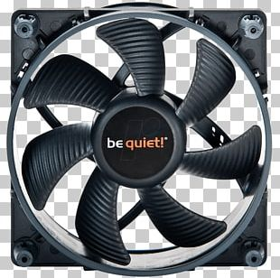 Be Quiet Shadow Wings 2 PWM PC Fan Personal Computer Laptop PNG
