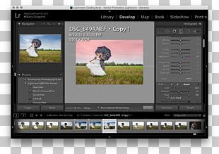 Adobe Lightroom Computer Software Graduated Neutral-density Filter Photographic Filter PNG