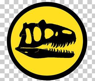 Jurassic Park Allosaurus Logo Dinosaur PNG