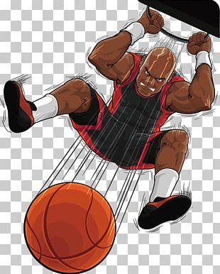 Basketball Slam Dunk Chicago Bulls PNG