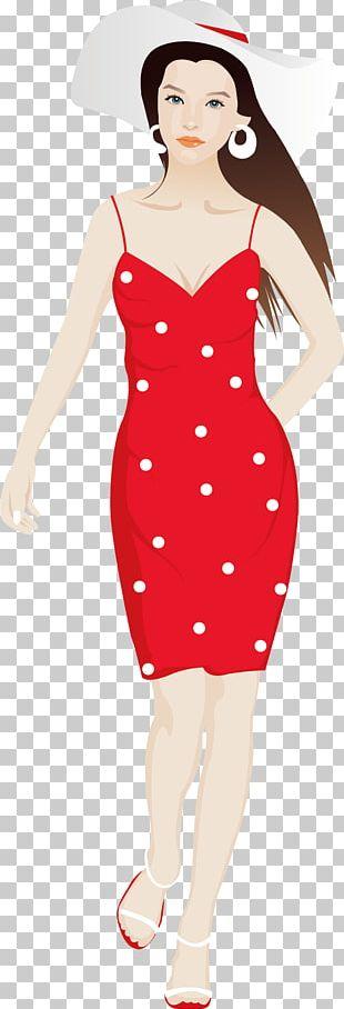Dress Illustration PNG