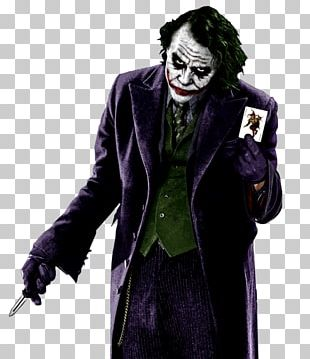 Joker Batman PNG