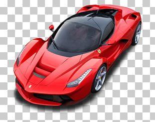LaFerrari Car Enzo Ferrari McLaren P1 PNG