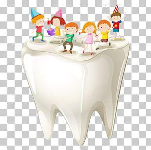 Child Comics Tooth Cartoon PNG