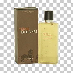Perfume Terre D'Hermès Shower Gel Parfumerie PNG
