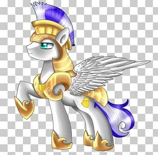 Horse Animated Cartoon Figurine PNG