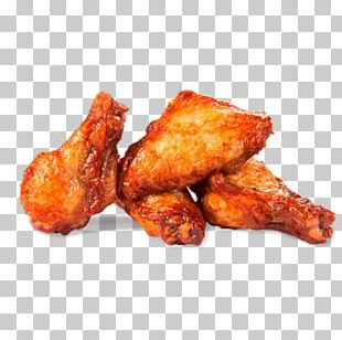 Buffalo Wing Crispy Fried Chicken Barbecue Chicken PNG