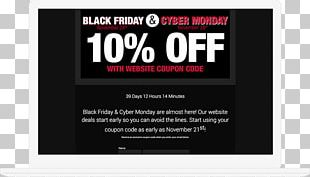 Cyber Monday Discounts And Allowances Coupon Black Friday Sales PNG