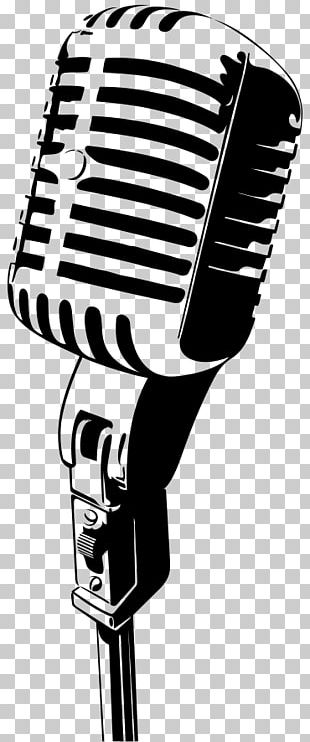 Microphone Comedian Stand-up Comedy Radio PNG