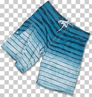 Trunks Shorts Towel Frugal Backpacker Textile PNG