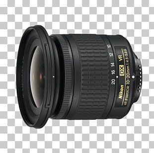 Nikkor Camera Lens Wide-angle Lens Nikon DX Format Lenses For SLR And DSLR Cameras PNG