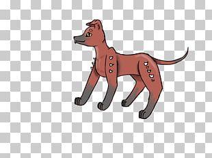 Dog Cat Horse Cartoon Character PNG